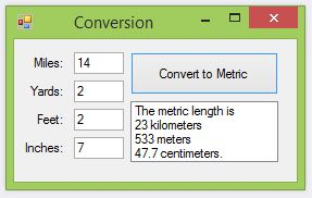 Length Conversion